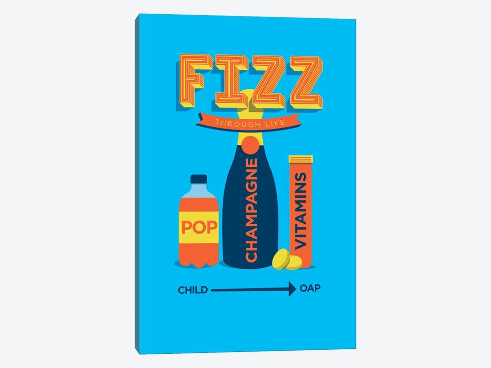 Fizz by Stephen Wildish 1-piece Canvas Art