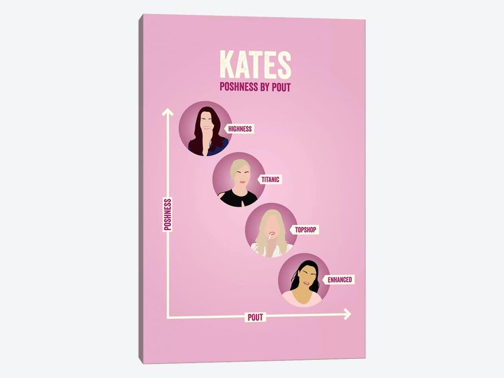 Kates by Stephen Wildish 1-piece Canvas Print