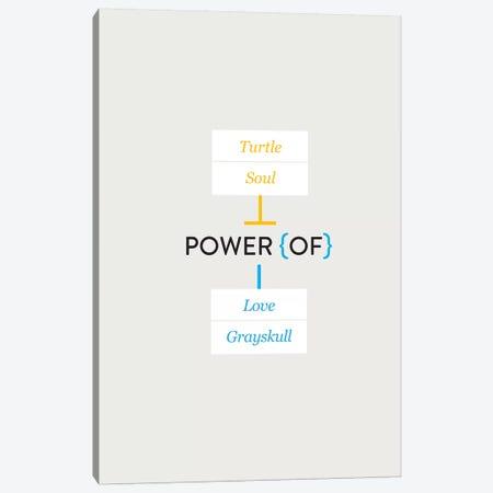 Love Canvas Print #WLD52} by Stephen Wildish Canvas Artwork