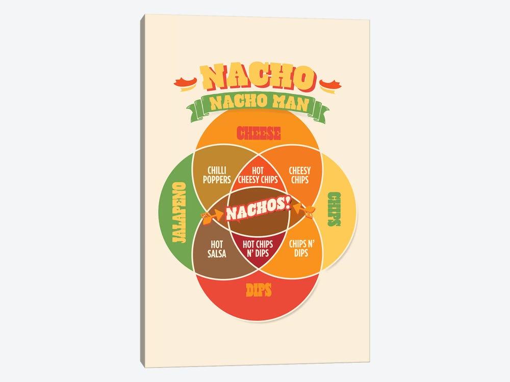 Nacho by Stephen Wildish 1-piece Canvas Wall Art