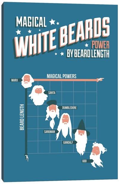 Beards Canvas Art Print