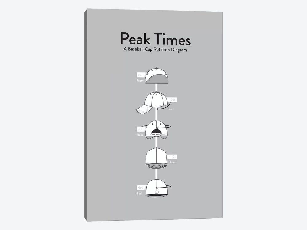 Peak Times by Stephen Wildish 1-piece Art Print
