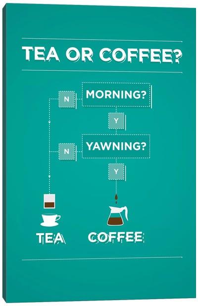 Tea And Coffee Canvas Art Print
