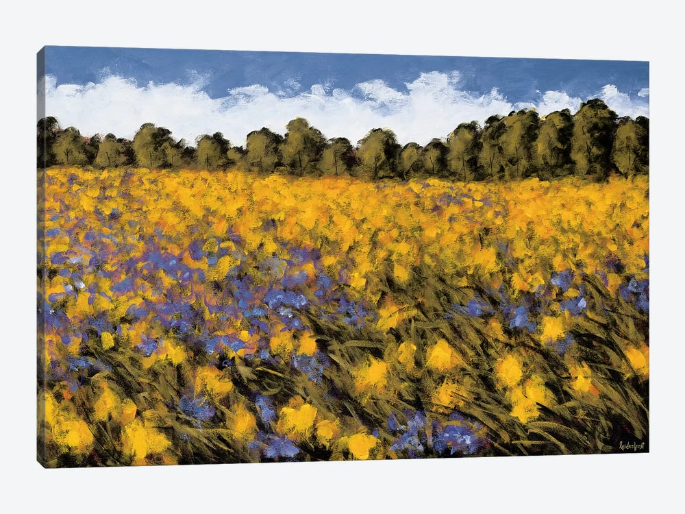 Fields Of Gold by Wayne Leidenfrost 1-piece Art Print