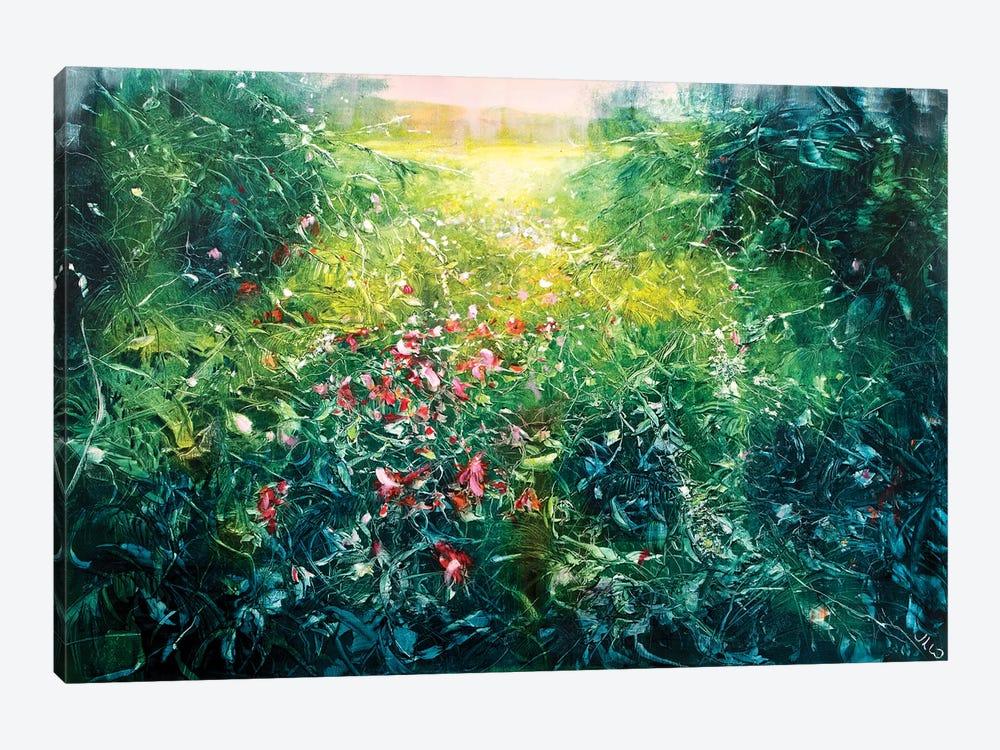 Secret Meadow by Jen Williams 1-piece Canvas Wall Art