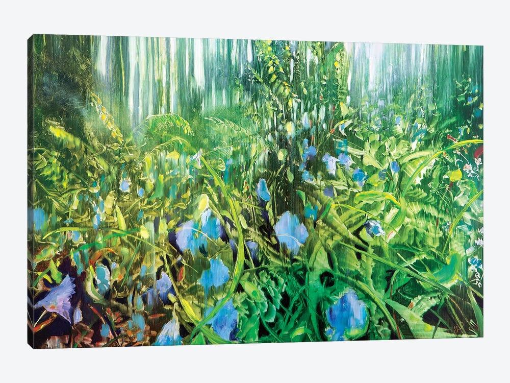 Spring Flowers by Jen Williams 1-piece Art Print