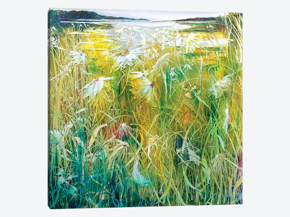 The Millpond by Jen Williams 1-piece Canvas Wall Art