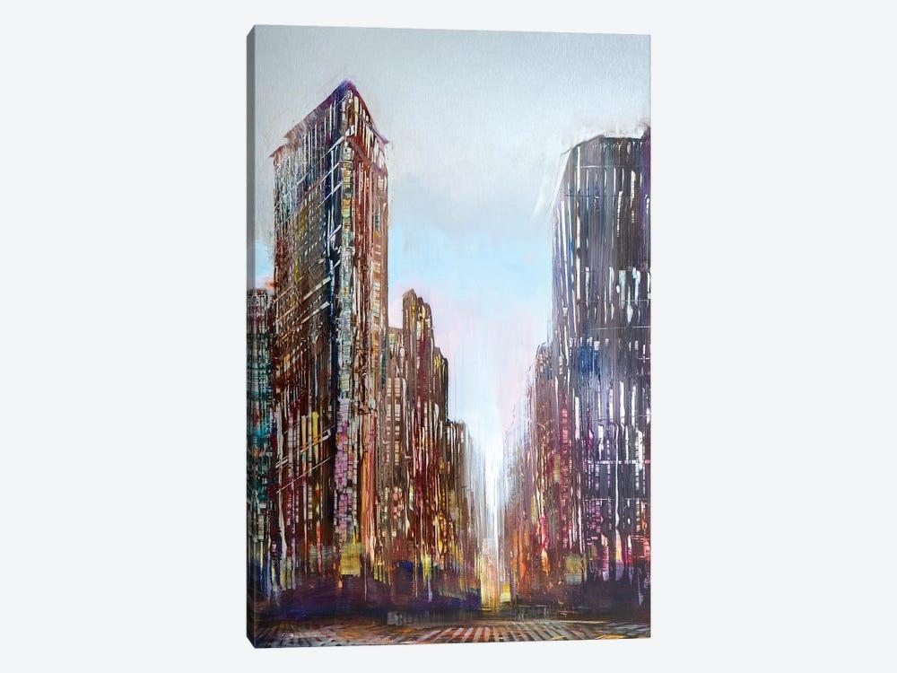 Flatiron by Jen Williams 1-piece Canvas Art