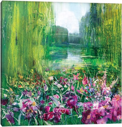 Giverny Canvas Art Print