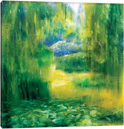 Giverny II Canvas Art Print