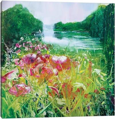Glorious Gardens Canvas Art Print