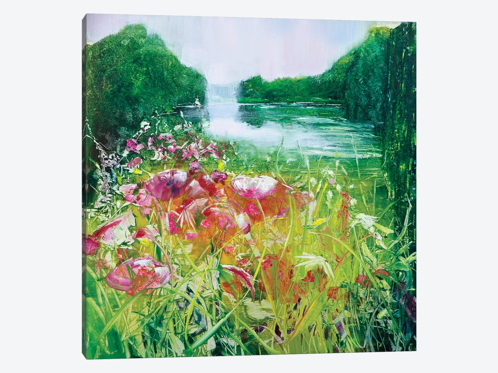 Glorious Gardens by Jen Williams 1-piece Art Print