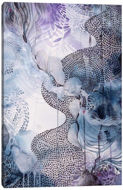 Midnight Waters Canvas Art Print