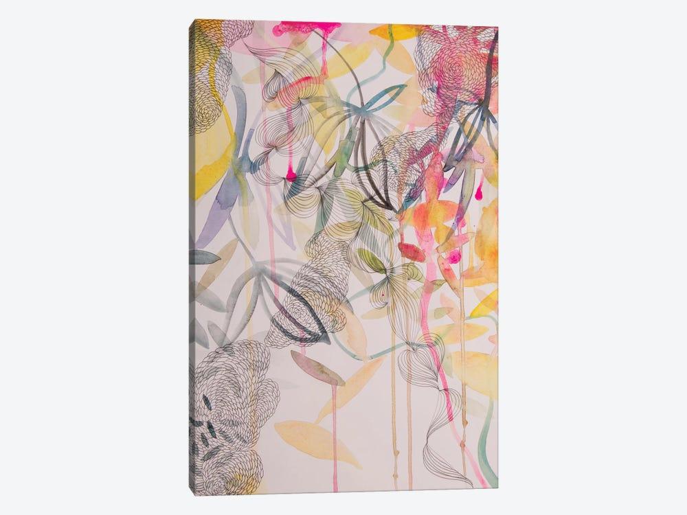 The Wonderful Garden II by Helen Wells 1-piece Canvas Art Print