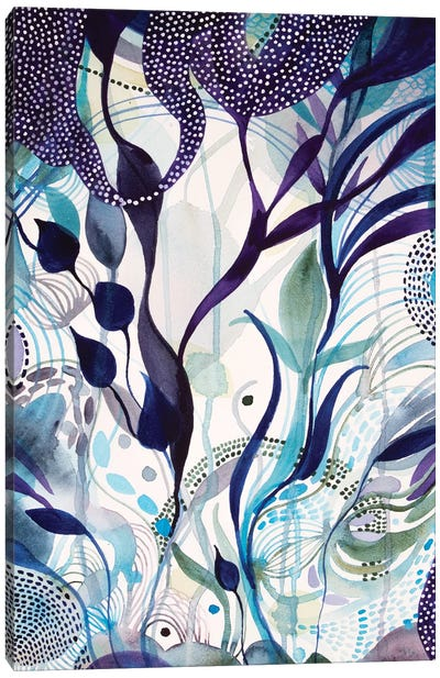 Bright And Bold Canvas Art Print