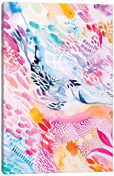 Colourful Fun Canvas Art Print
