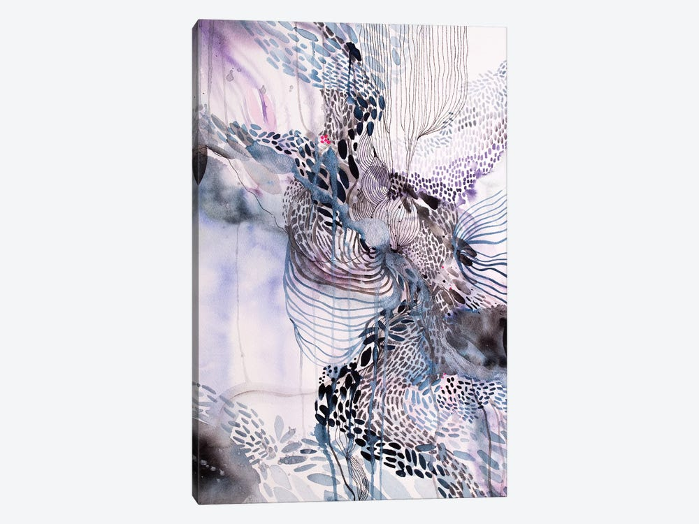 Daylight Waters by Helen Wells 1-piece Canvas Art Print