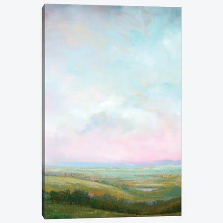 Evening Glow Canvas Print #WMC1} by William McCarthy Canvas Art Print