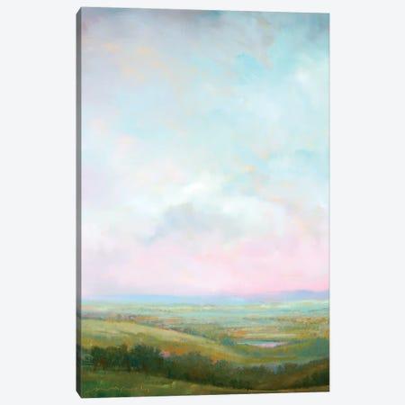 Evening Glow Canvas Print #WMC1} by William McCarthy Canvas Art Print