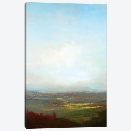 Green Valley Below Canvas Print #WMC2} by William McCarthy Art Print
