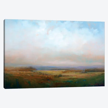 Into The Foothills Canvas Print #WMC4} by William McCarthy Canvas Art