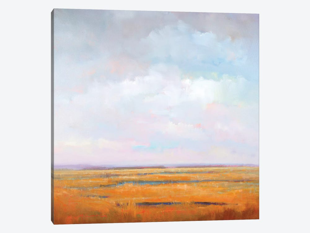 Midday Marsh by William McCarthy 1-piece Canvas Wall Art