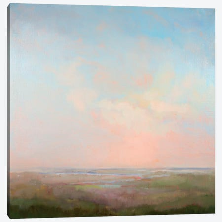 Morning Rise Canvas Print #WMC7} by William McCarthy Canvas Wall Art