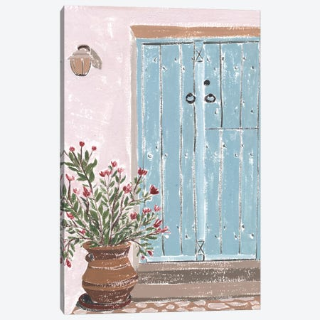 Front Entrance I Canvas Print #WNG1008} by Melissa Wang Canvas Wall Art