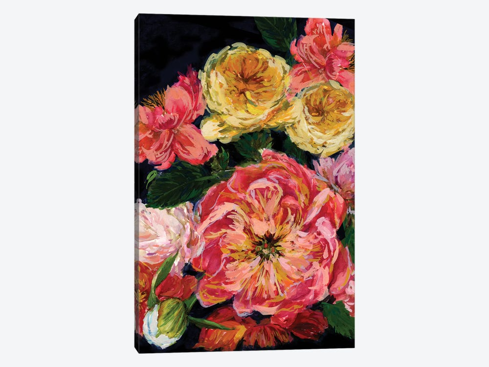 Vintage Bouquet III by Melissa Wang 1-piece Canvas Wall Art