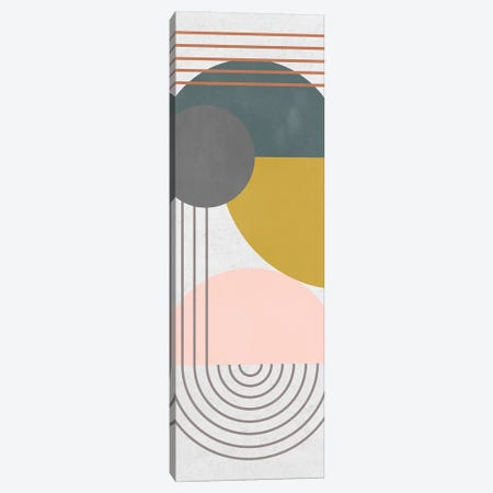 Geometric Daylight IV Canvas Print #WNG1013} by Melissa Wang Canvas Art Print