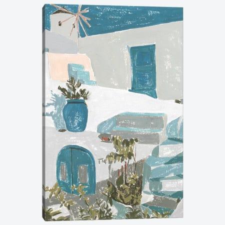La Isla I Canvas Print #WNG1018} by Melissa Wang Canvas Art Print