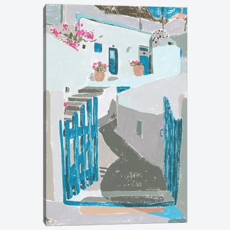 La Isla III Canvas Print #WNG1020} by Melissa Wang Canvas Art
