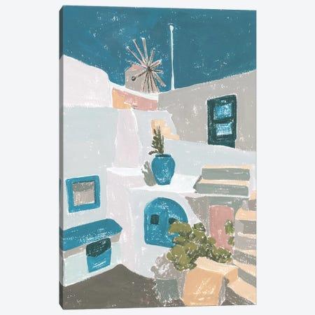 La Isla IV Canvas Print #WNG1021} by Melissa Wang Canvas Art