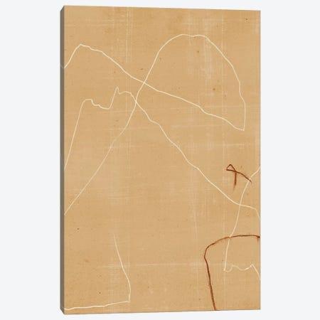 Sediments II Canvas Print #WNG1038} by Melissa Wang Canvas Print