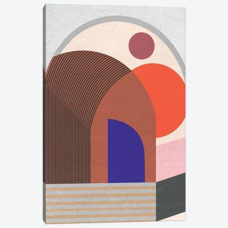 Sundown Meditation I Canvas Print #WNG1051} by Melissa Wang Canvas Art Print