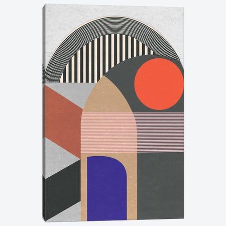 Sundown Meditation III Canvas Print #WNG1053} by Melissa Wang Canvas Print