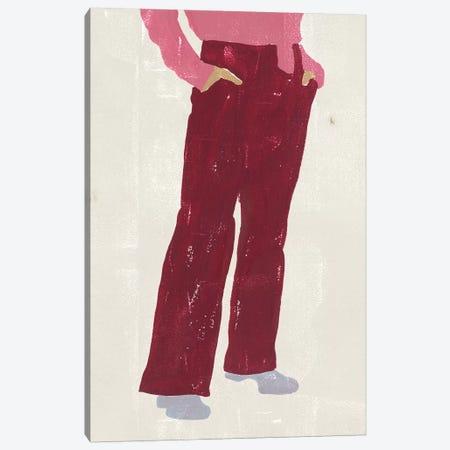 Alley Pose I Canvas Print #WNG1063} by Melissa Wang Canvas Wall Art