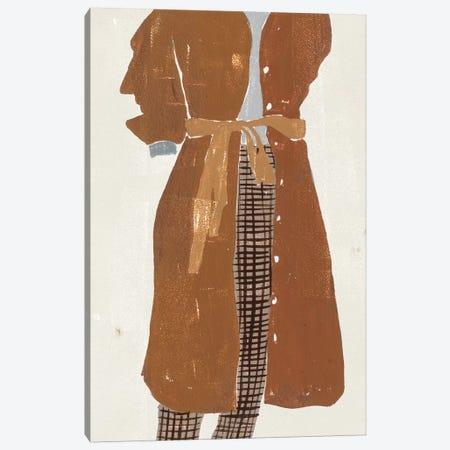 Alley Pose III Canvas Print #WNG1064} by Melissa Wang Art Print