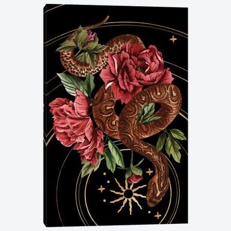 Burn and Shine III 3-Piece Canvas #WNG1073} by Melissa Wang Art Print