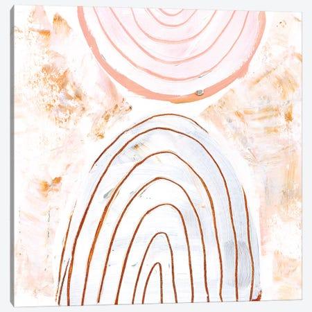 Caramel Dunes II Canvas Print #WNG1076} by Melissa Wang Canvas Wall Art