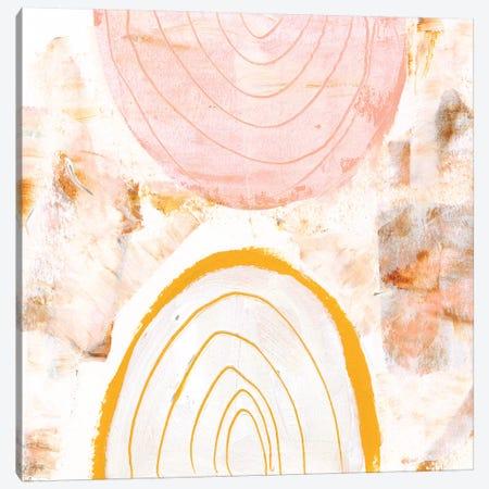 Caramel Dunes III Canvas Print #WNG1077} by Melissa Wang Canvas Wall Art