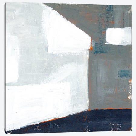 Concrete Wall I Canvas Print #WNG1083} by Melissa Wang Canvas Artwork