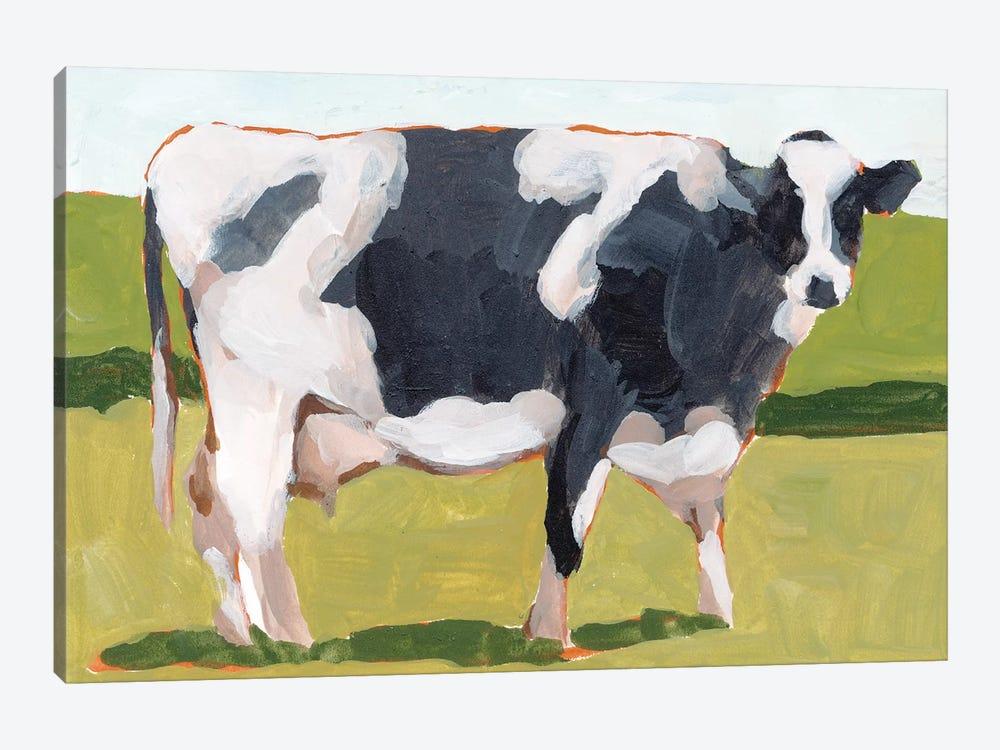 Cow Portrait I by Melissa Wang 1-piece Canvas Art Print