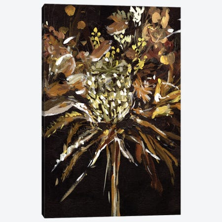 Floral Celebration I Canvas Print #WNG1105} by Melissa Wang Canvas Wall Art