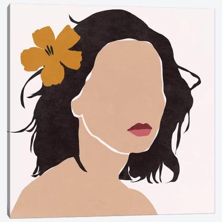 Go On III Canvas Print #WNG1113} by Melissa Wang Canvas Artwork