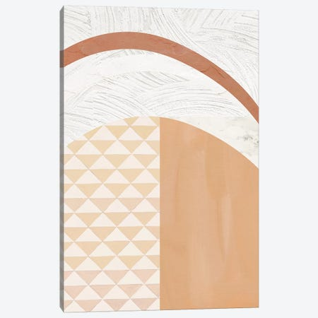 Mountain Glow I Canvas Print #WNG1131} by Melissa Wang Canvas Wall Art