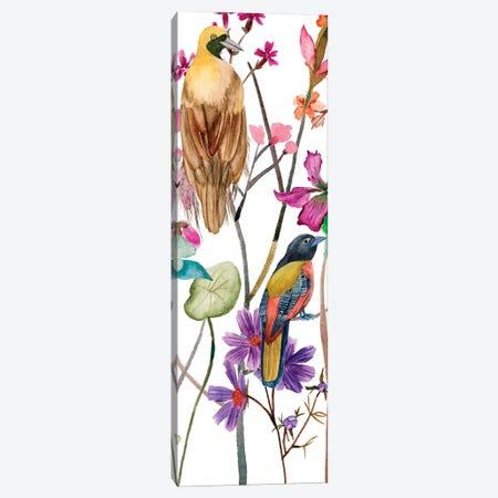 Tangled Garden II Canvas Print #WNG1159} by Melissa Wang Canvas Artwork