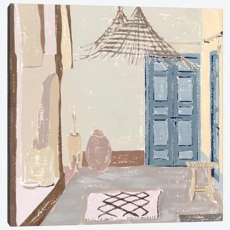 The Salty Breeze I Canvas Print #WNG1163} by Melissa Wang Art Print