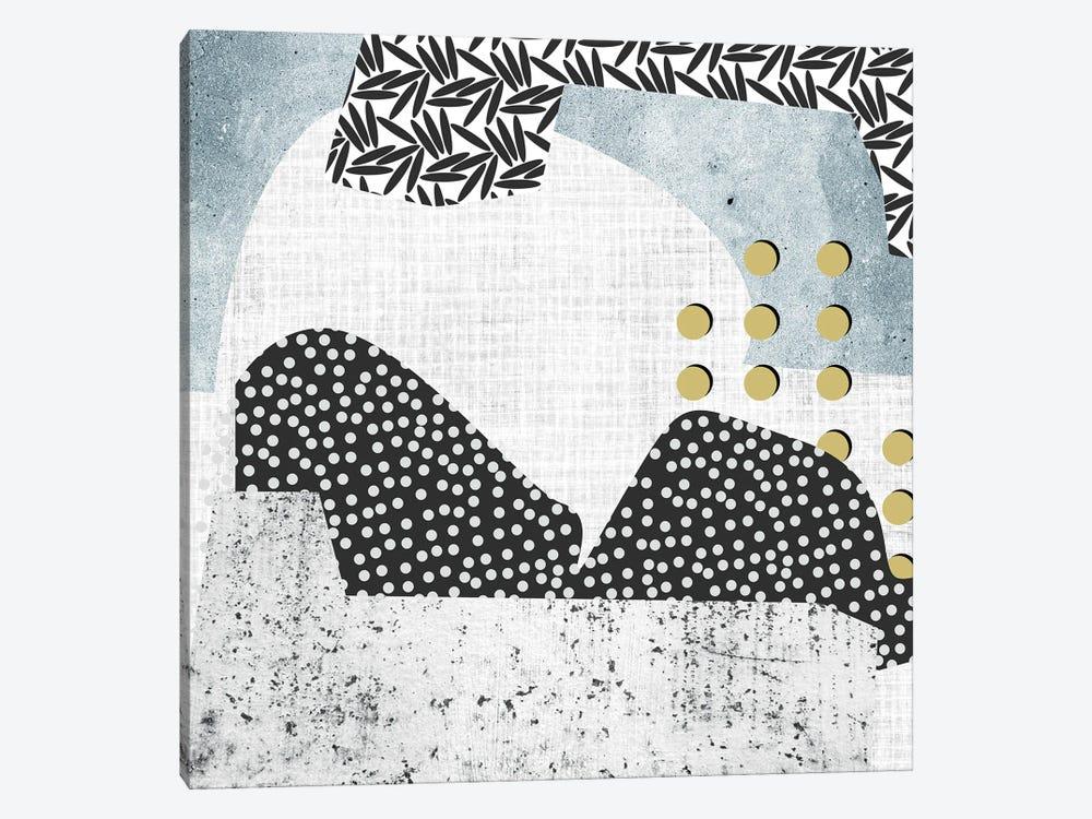 Winter Mood III by Melissa Wang 1-piece Canvas Art