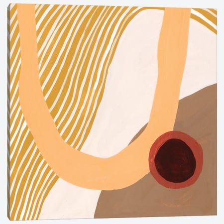 Desert Sun I Canvas Print #WNG1190} by Melissa Wang Canvas Artwork